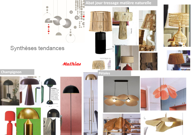 Collections Tendances